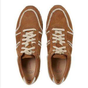 NEW UGG Trigo Spill Seam Mens Leather Sneakers 9